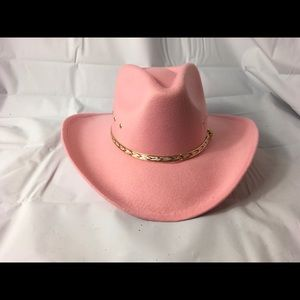Girls cowgirl hat